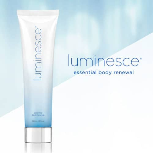 Luminesce Essential Body Renewal, Jeunesse Global, Stem Cell Skin Care
