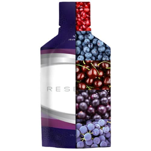 Reserve Supplement, Fruit Antioxidants, Resveratrol, Red Grapes, Jeunesse